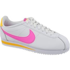 Nike Classic Cortez Leather W 807471-112 blanc