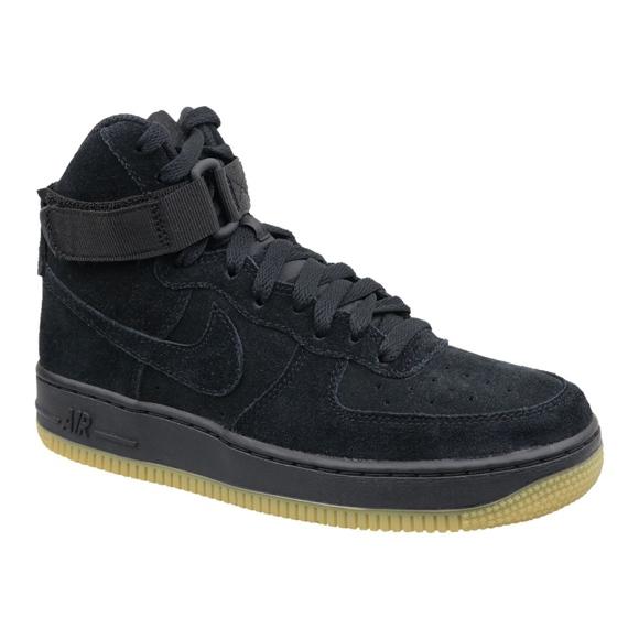 Nike Lv8 Air Chaussures High L 002 Noir 807617 Force Gs 1