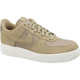 Brun Nike Air Force 1 '07 M AO2409-200 chaussures