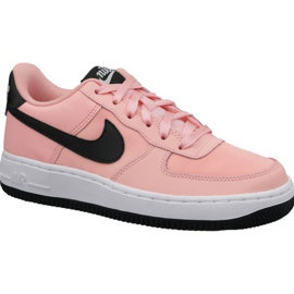 Nike Air Force 1 VDay Gs Chaussures W BQ6980-600 rose