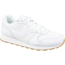Nike Md Runner 2 Flrl Gs W BV0757-100 blanc