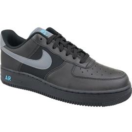 Noir Nike Air Force 1 '07 LV8 M BV1278-001 chaussures