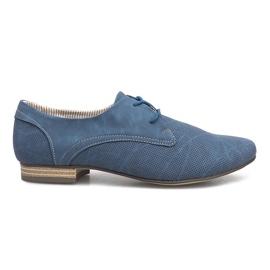 Chaussures Bleues Simone Jazzówki