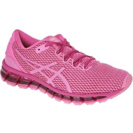 Chaussures de course Asics Gel-Quantum 360 Shift Mx W T889N-2021 rose