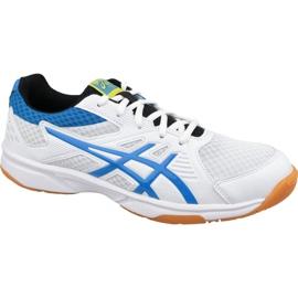 Chaussures de volleyball Asics Upcourt 3 M 1071A019-104 blanc blanc