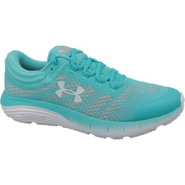 Under Armour Charged Bandit 5 W chaussures de course 3021964-301 bleu
