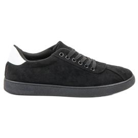 Ideal Shoes Chaussures à lacets noires