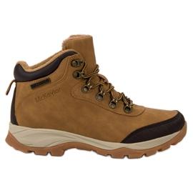 Brun Chaussures de marche MCKEYLOR