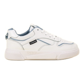 Ax Boxing Chaussures de sport blanches