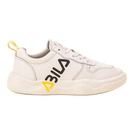 Ax Boxing blanc Chaussures de sport à la mode