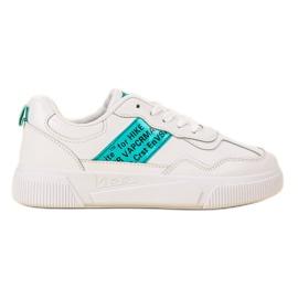 Ax Boxing Chaussures de sport pour femmes blanc
