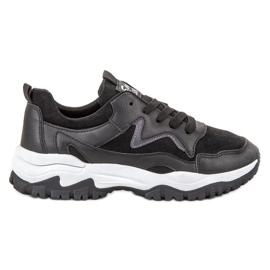 Ax Boxing Chaussures de sport noires