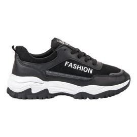 Ax Boxing noir Chaussures de sport de mode
