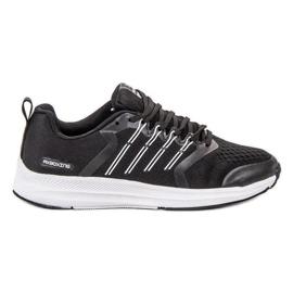 Ax Boxing noir Chaussures de sport légères