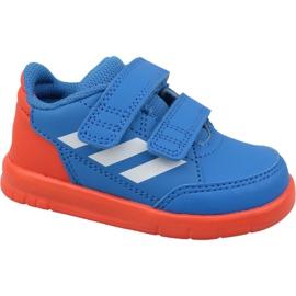 Bleu Adidas AltaSport Cf I D96842 chaussures