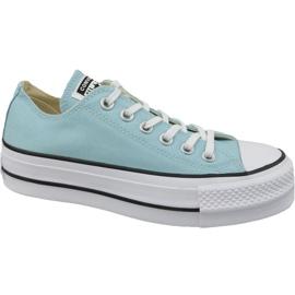 Converse Chaussures All Star Lift W 560687C de Chuck Taylor bleu