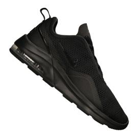 Noir Nike Air Max Motion 2 M AO0266-004 chaussures