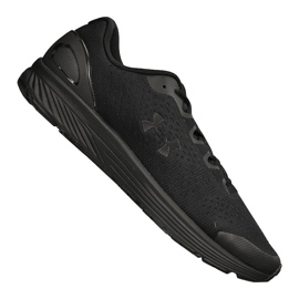 Noir Under Armour Charged Bandit 4 M chaussures 3020319-007