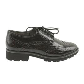Chaussures à lacets Oxford Caprice 23701