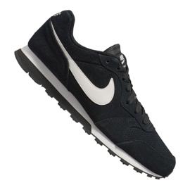 Noir Chaussures Nike Md Runner 2 Suede M AQ9211-004