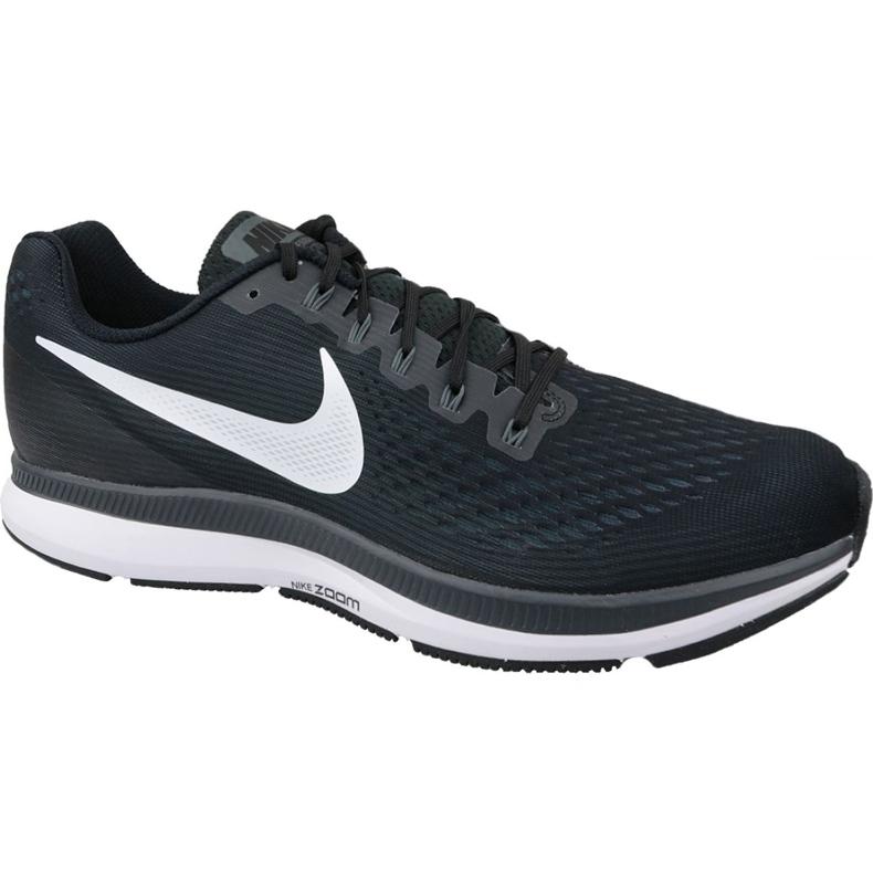 Nike Air Zoom Pegas 34 M 880555-001 chaussures de course noir