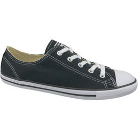Noir Converse All Star Dainty Ox W 530054C