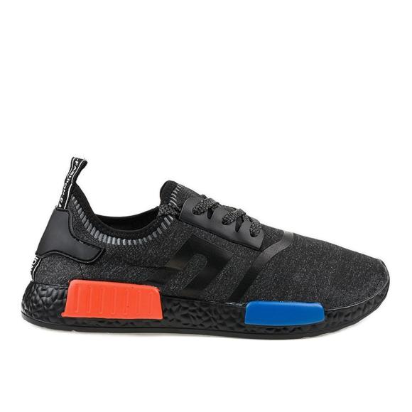 Chaussures de sport MD01A-6 noires