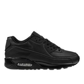 Chaussures de sport noires W26-1