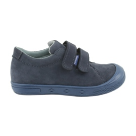 Chaussures garçon Mazurek 1267 bleu marine