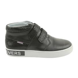 Mazurek Bottes noires FashionLovers