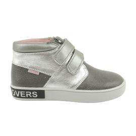 Mazurek Bottes FashionLovers gris-argent