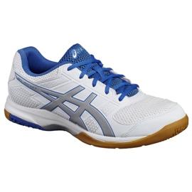 Chaussures de volleyball Asics Gel-Rocket 8 M B706Y-0193 blanc blanc