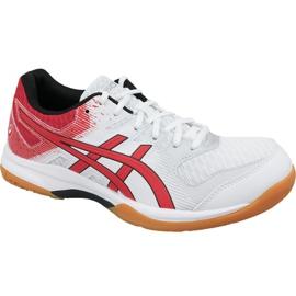 Chaussures de volleyball Asics Gel-Rocket 9 M 1071A030-101 blanc blanc
