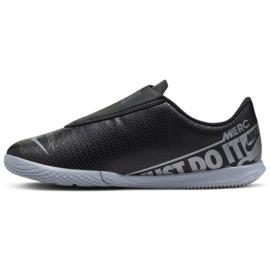 Nike Mercurial Vapor 13 Club Ic Ps (V) Jr AT8170 001 Chaussures Noir