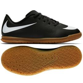 Nike Bravatax Ii Ic Jr 844438 001 Chaussures Noir