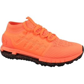 Orange Soulier de course Under Armour Hovr Phantom Highlighter M 3022397-600