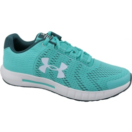 Under Armour Pursuit Bp Jr 3022092-300 chaussures de course bleu