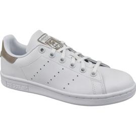 Blanc Adidas Stan Smith Jr DB1200 chaussures