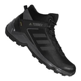 Noir Chaussures Adidas Terrex Eastrail Mid Gtx M F36760