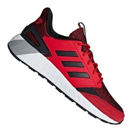 Rouge Chaussures Adidas Questarstrike M G25772