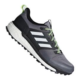 Noir Adidas Supernova Trail M B96280 chaussures