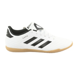 Chaussures Indoor adidas Copa Tango 18.4 In M CP8963 blanc