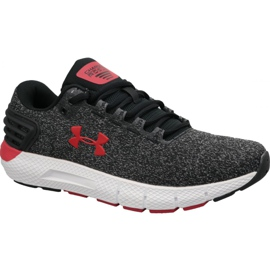 Gris Under Armour Charged Rogue Twist M 3021852-001 chaussures de course