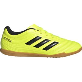 Adidas Copa 19.4 In M F35487 chaussures de football