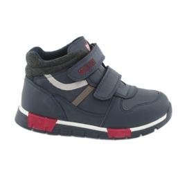 Chaussures de sport Big Star 374065 bleu marine