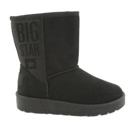 Big Star Mukluki noir