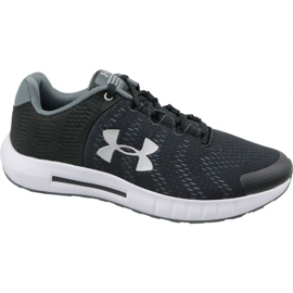 Under Armour Pursuit Bp Jr 3022092-001 chaussures de course noir