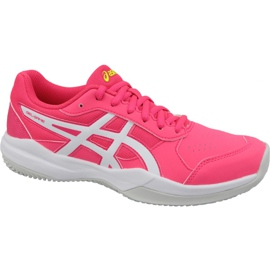 Chaussures de tennis Asics Gel-Game 7 Clay / Oc Jr 1044A010-705 rose