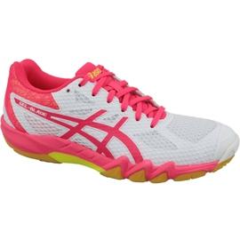 Chaussures de squash Asics Gel-Blade 7 M 1072A032-100