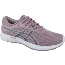 Pourpre Chaussures de course Asics Patriot 11 W 1012A484-500